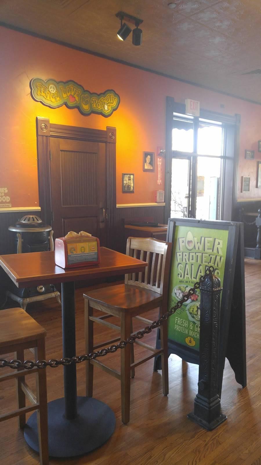 Potbelly Sandwich Shop | restaurant | 15825 South La Grange Road, Orland Park, IL 60462, USA | 7083640395 OR +1 708-364-0395