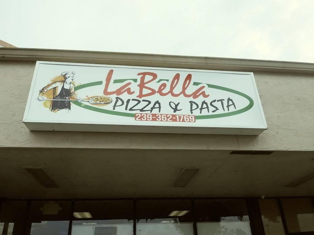 La bella pizza and pasta   restaurant   14561 Palm Beach Blvd #48, Fort Myers, FL 33905, USA