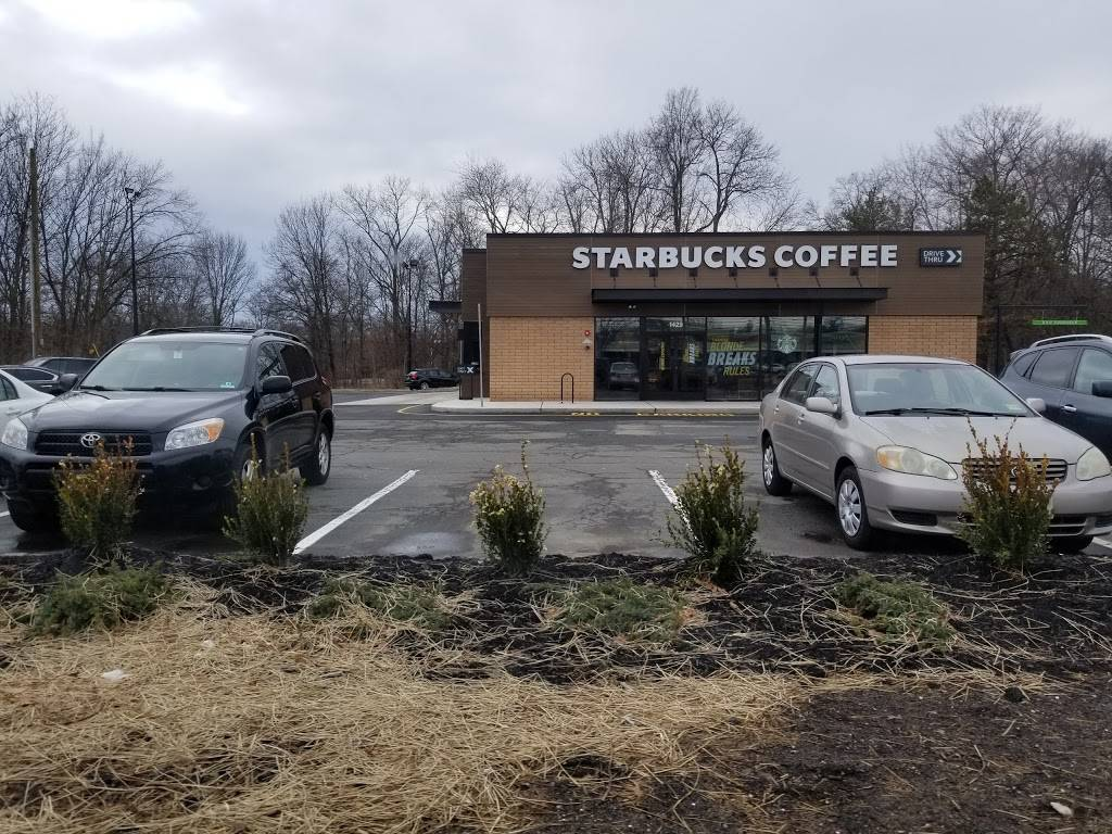 Starbucks | cafe | 1429 US-46, Parsippany-Troy Hills, NJ 07054, USA | 9733162695 OR +1 973-316-2695