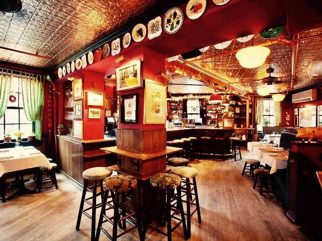 The Spotted Pig | restaurant | 314 W 11th St, New York, NY 10014, USA | 2126200393 OR +1 212-620-0393