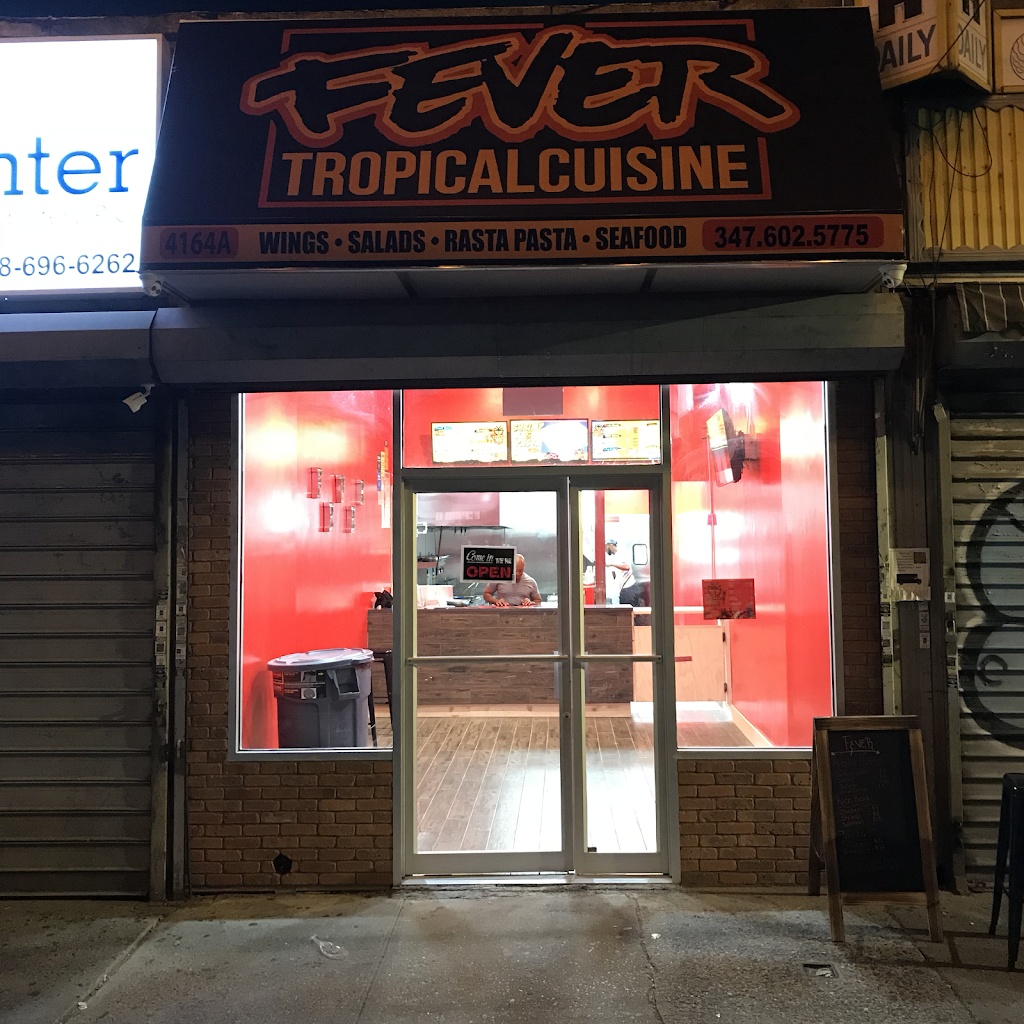Fever Tropical Cuisine | restaurant | 4164A White Plains Rd, Bronx, NY 10466, USA | 3476025775 OR +1 347-602-5775