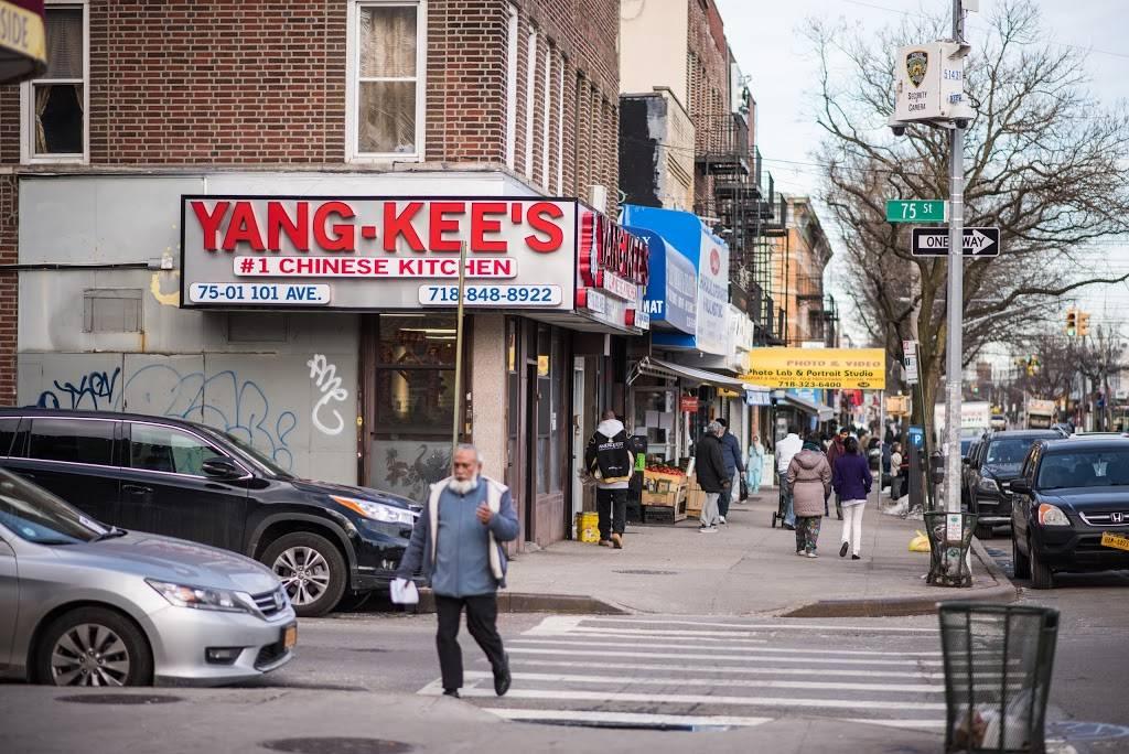 Yang-Kees No 1   restaurant   75-01 101st Ave, Ozone Park, NY 11416, USA   7188488922 OR +1 718-848-8922
