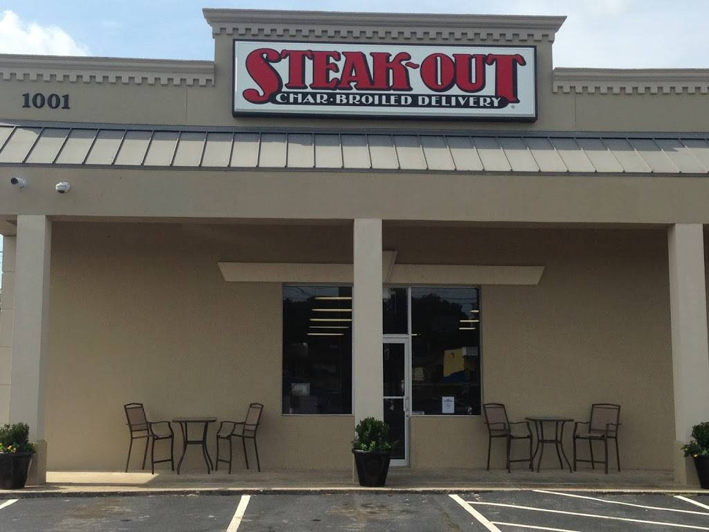 Steak-Out Charbroiled Delivery | meal delivery | 1001 Russell Pkwy STE B, Warner Robins, GA 31088, USA | 4789231600 OR +1 478-923-1600