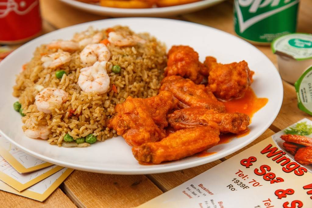 Wings and Seafood | restaurant | 1939 Shorter Ave UNIT B, Rome, GA 30165, USA | 7062377599 OR +1 706-237-7599