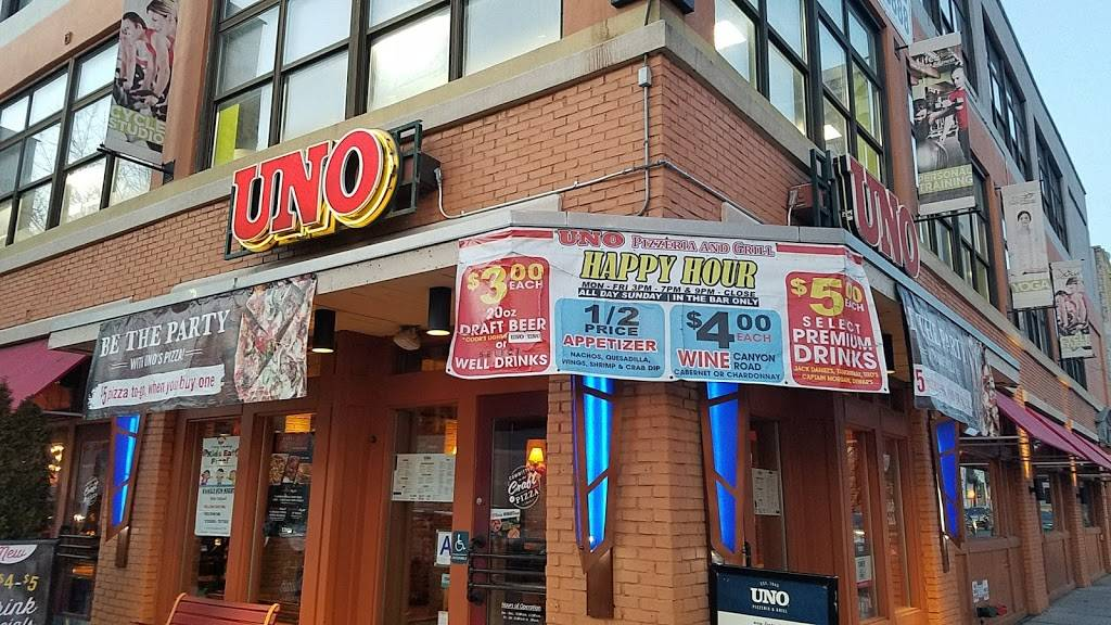 Uno Pizzeria & Grill | meal takeaway | 37-11 35th Ave, Long Island City, NY 11101, USA | 7187068800 OR +1 718-706-8800