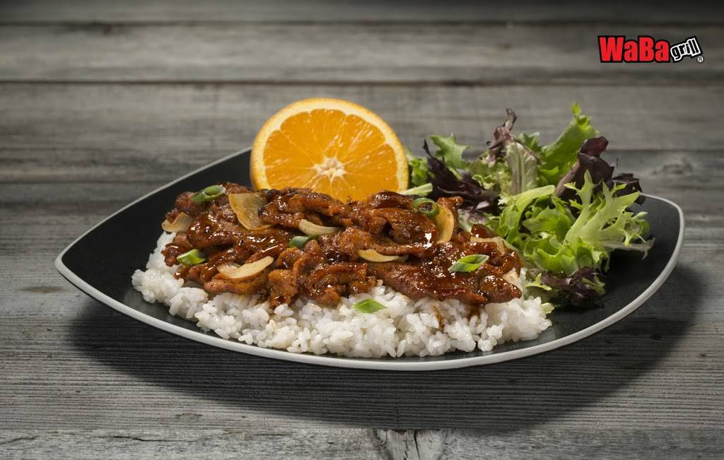 WaBa Grill | restaurant | 1105 S Euclid St Suite G, Fullerton, CA 92832, USA | 7148693800 OR +1 714-869-3800