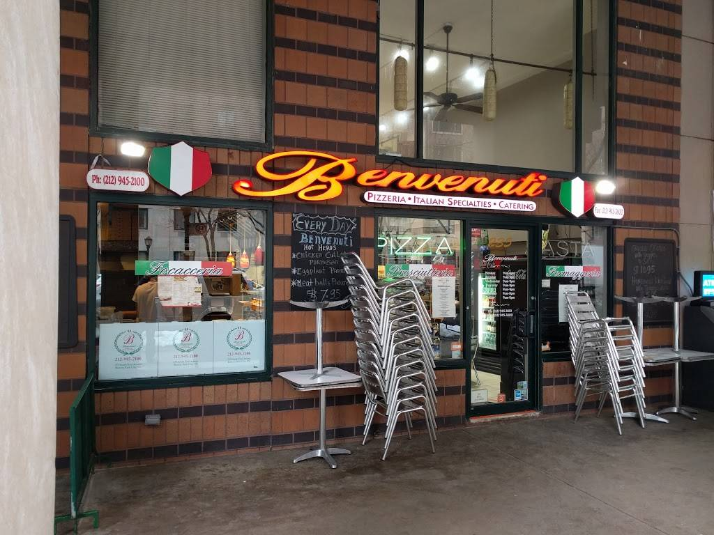 Benvenuti Pizzeria | meal takeaway | 235 South End Ave, New York, NY 10280, USA | 2129452100 OR +1 212-945-2100