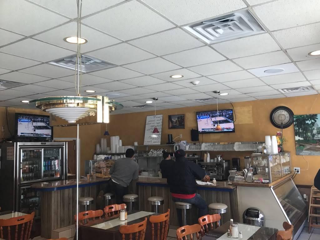 Delicias Restaurant Inc. | restaurant | 5114 Hudson Ave, West New York, NJ 07093, USA | 2016019601 OR +1 201-601-9601