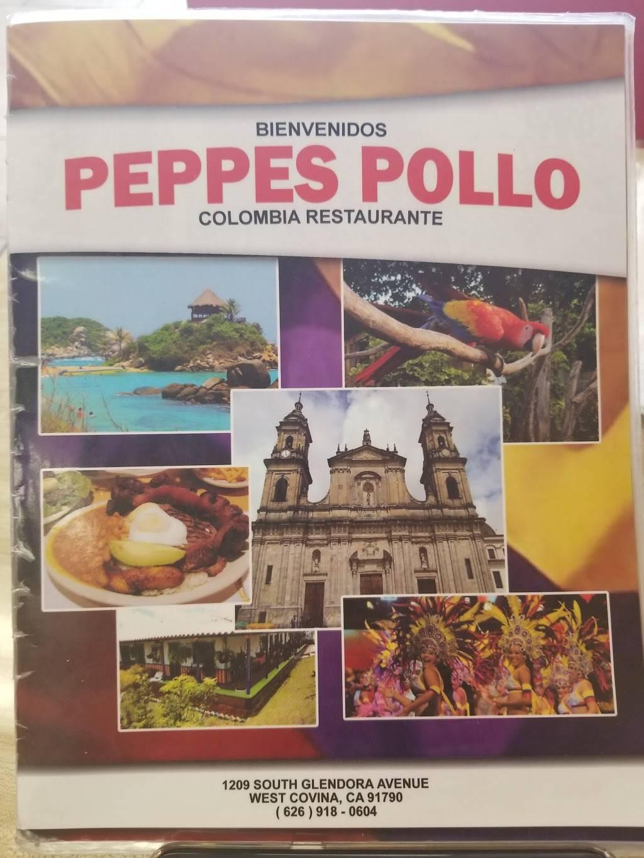 Peppes Pollo   restaurant   1209 S Glendora Ave, West Covina, CA 91790, USA   6269180604 OR +1 626-918-0604