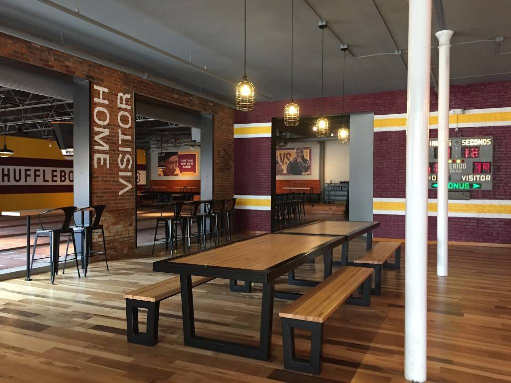 Forest City Shuffleboard Arena and Bar   restaurant   4506 Lorain Ave, Cleveland, OH 44102, USA   4408292196 OR +1 440-829-2196