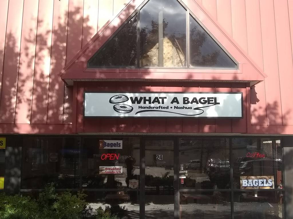 What A Bagel   restaurant   24 E Hollis St, Nashua, NH 03060, USA   6038094466 OR +1 603-809-4466