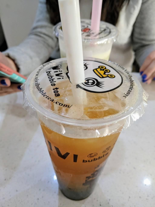 Vivi Bubble Tea | cafe | 117 Washington St, Hoboken, NJ 07030, USA | 2016263889 OR +1 201-626-3889