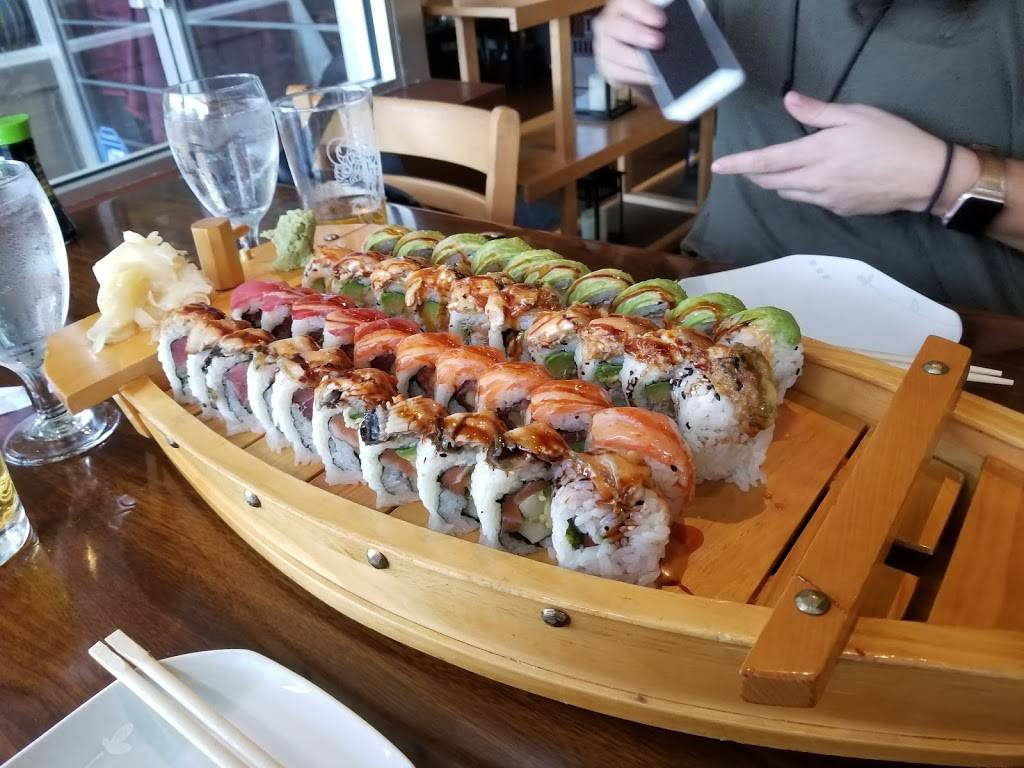 Satto Thai and Sushi Bar | meal delivery | 768 Marietta St NW suite a, Atlanta, GA 30318, USA | 4046811133 OR +1 404-681-1133
