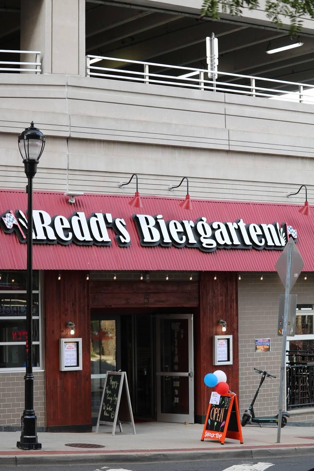 Redds Biergarten   restaurant   5 Easton Ave, New Brunswick, NJ 08901, USA   7322466800 OR +1 732-246-6800