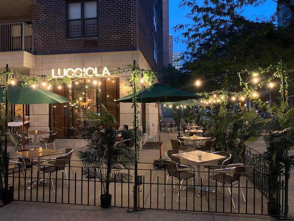 Lucciola Italian Restaurant | night club | 621 Amsterdam Ave, New York, NY 10024, USA | 3475361335 OR +1 347-536-1335