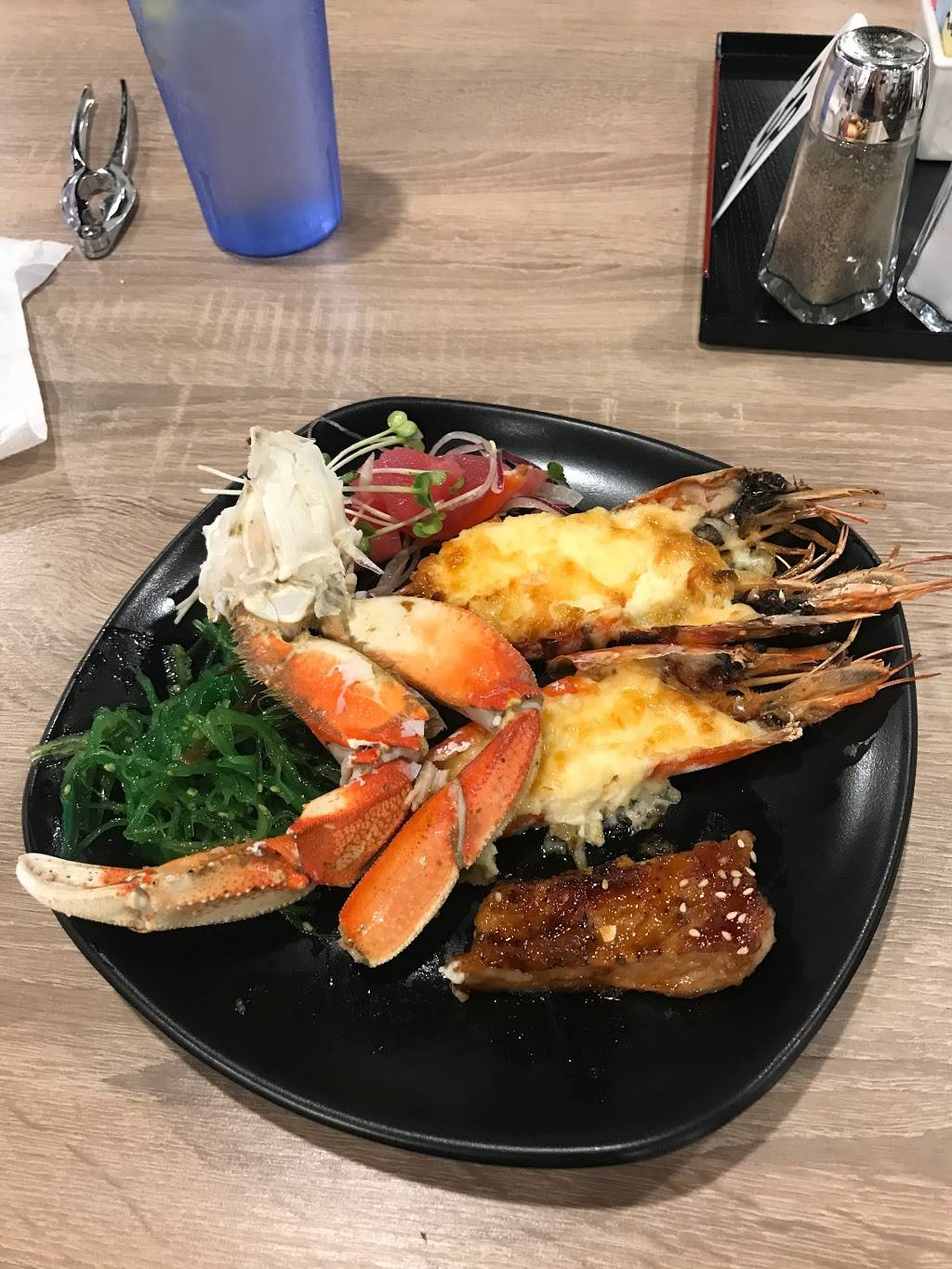 Makino Sushi And Seafood Buffet   restaurant   1600 S Azusa Ave #370, City of Industry, CA 91748, USA   6265812226 OR +1 626-581-2226
