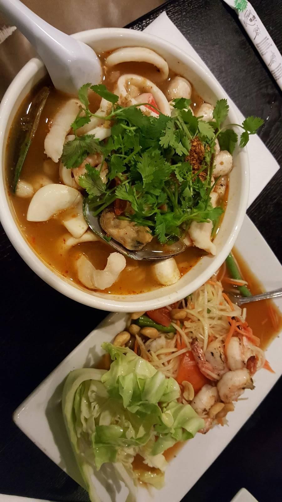 You & I Thai Cuisine   restaurant   623 N Euclid St, Anaheim, CA 92801, USA   7144900555 OR +1 714-490-0555