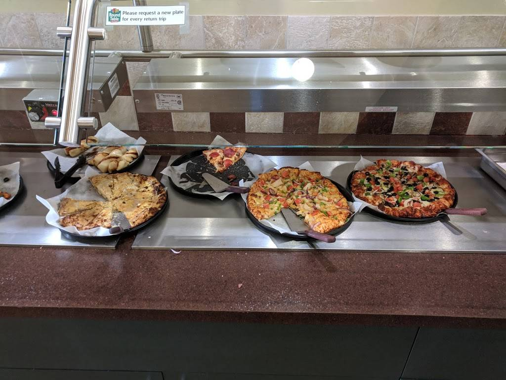 Round Table Pizza Meal Delivery 34410 16th Ave S Federal Way Wa 98003 Usa