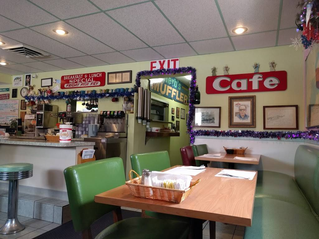 Daddy Maxwells Diner & Cafe | restaurant | 150 Elkhorn Rd, Williams Bay, WI 53191, USA | 2622455757 OR +1 262-245-5757