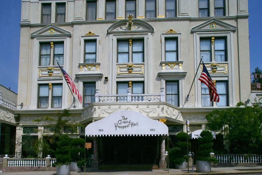Grand Prospect Hall   restaurant   263 Prospect Ave, Brooklyn, NY 11215, USA   7187880777 OR +1 718-788-0777