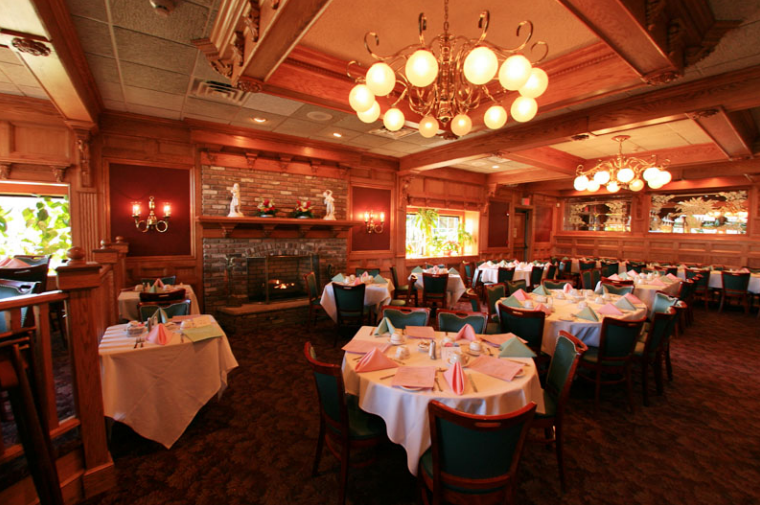 The Crows Nest | restaurant | 309 Vincent Ave, Hackensack, NJ 07601, USA | 2013425445 OR +1 201-342-5445