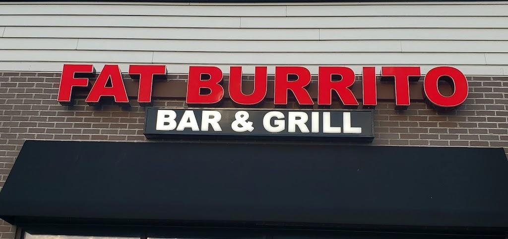 FAT BURRITO BAR & GRILL   restaurant   600 Gateway Blvd, Chesterton, IN 46304, USA