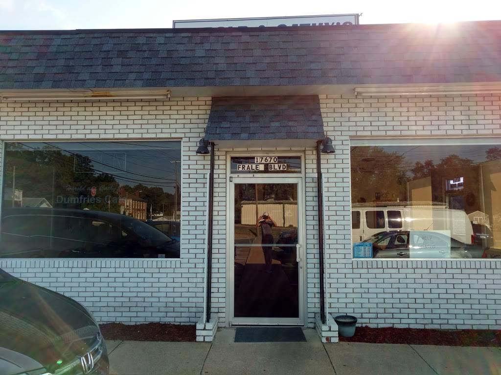 Dumfries Cafe | cafe | 17670 Fraley Blvd, Dumfries, VA 22026, USA | 7034411465 OR +1 703-441-1465