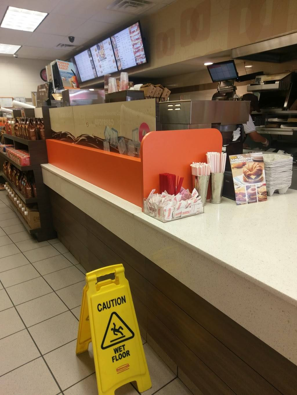 Dunkin Donuts | cafe | 738 Anderson Ave, Cliffside Park, NJ 07010, USA | 2013130550 OR +1 201-313-0550