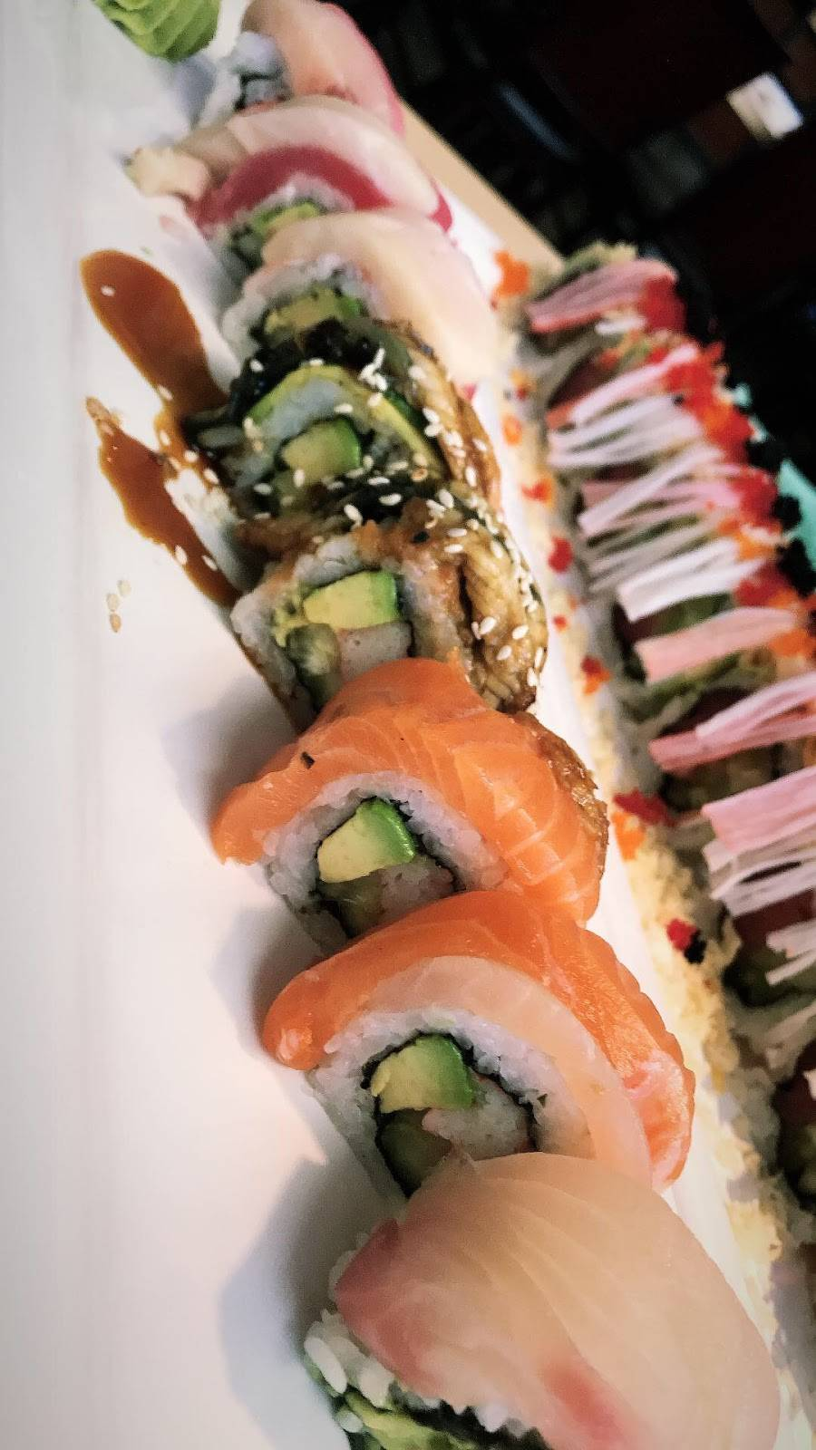 Origami Sushi - Home - Tampa, Florida - Menu, Prices, Restaurant ... | 1600x900