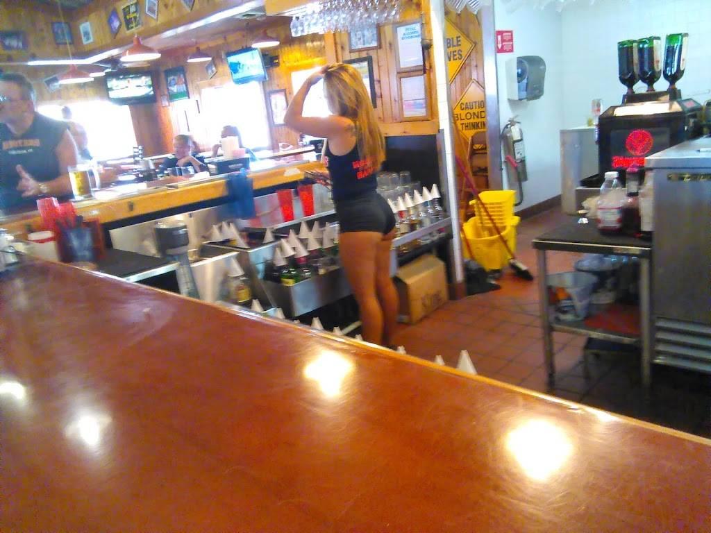 Hooters   restaurant   5615 MacCorkle Ave SE, Charleston, WV 25304, USA   3049268888 OR +1 304-926-8888