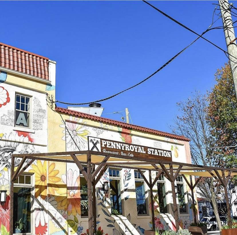 Pennyroyal Station | restaurant | 3310 Rhode Island Ave, Mt Rainier, MD 20712, USA | 2407708579 OR +1 240-770-8579