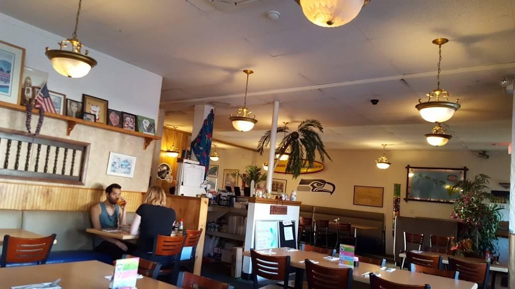 Kona Kitchen Seattle Restaurant 8501 5th Ave Ne Seattle Wa 98115 Usa