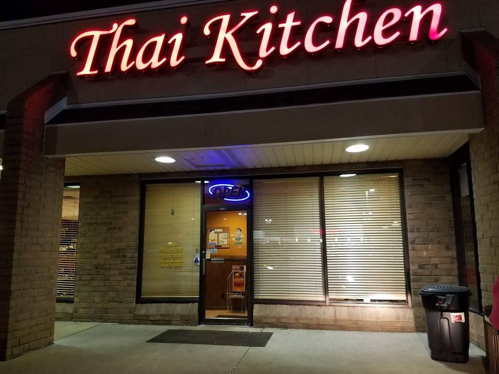 Thai Kitchen Restaurant 2031 Dorsett Village Maryland Heights Mo 63043 Usa