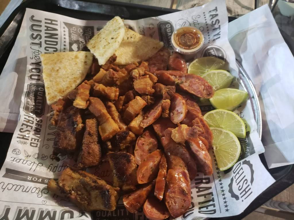 La Bomba Food Truck #2 | restaurant | 1989 N Fry Rd, Katy, TX 77449, USA | 7862126752 OR +1 786-212-6752