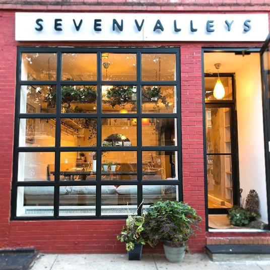 Seven Valleys | restaurant | 936 Washington St, Hoboken, NJ 07030, USA | 2017925979 OR +1 201-792-5979