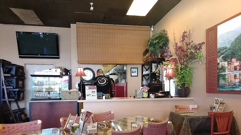 Lusy S Mediterranean Cafe Grill 6357 Woodman Ave Van Nuys Ca 91401 Usa