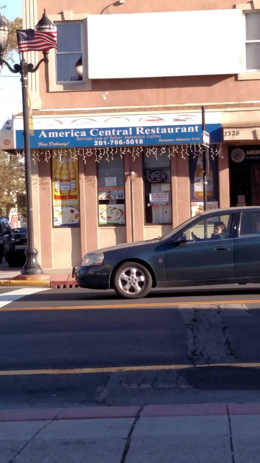 America Central Restaurant | restaurant | 7328 Bergenline Ave, North Bergen, NJ 07047, USA | 2017665018 OR +1 201-766-5018