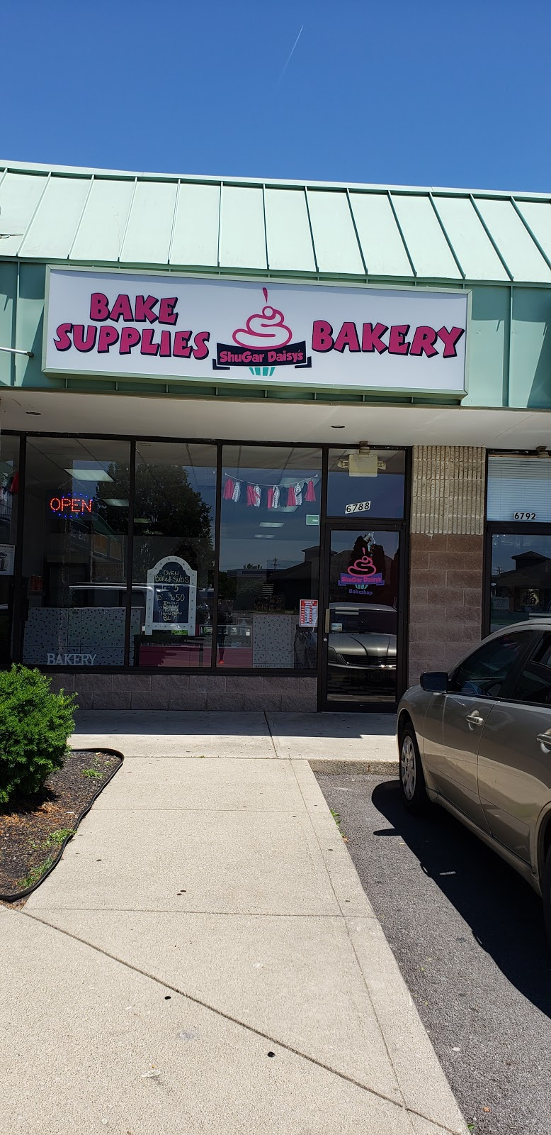 ShuGar Daisys Bakeshop   bakery   6788 Refugee Rd, Canal Winchester, OH 43110, USA   6148288815 OR +1 614-828-8815