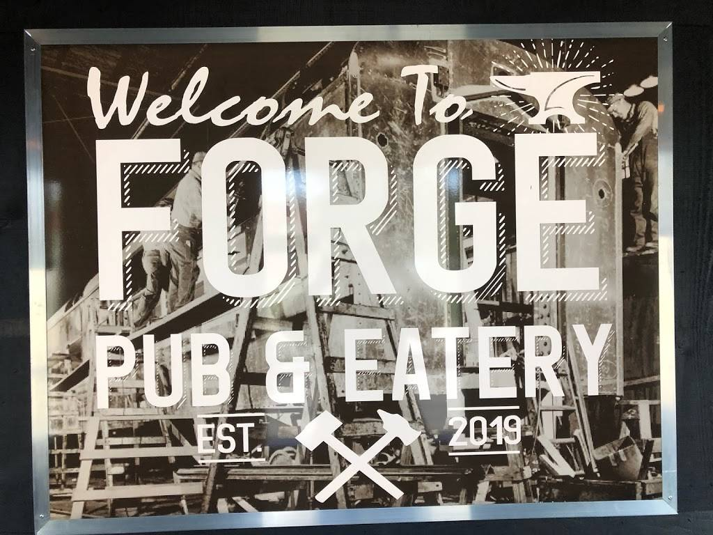The Forge Pub and Eatery | restaurant | 122 W 11th St, Berwick, PA 18603, USA | 5705204165 OR +1 570-520-4165