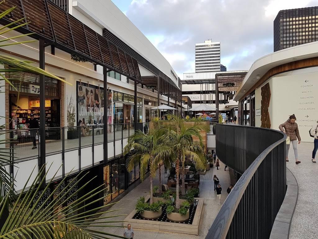 Westfield Century City | shopping mall | 10250 Santa Monica Blvd, Los Angeles, CA 90067, USA | 3102773898 OR +1 310-277-3898