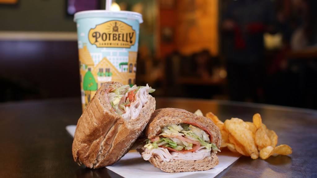 Potbelly Sandwich Shop | restaurant | 630 Davis St, Evanston, IL 60201, USA | 8473281800 OR +1 847-328-1800