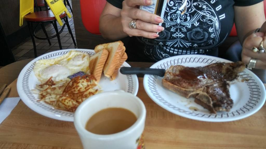Waffle House | meal takeaway | 4304 Main St, Laplace, LA 70068, USA | 9856516111 OR +1 985-651-6111