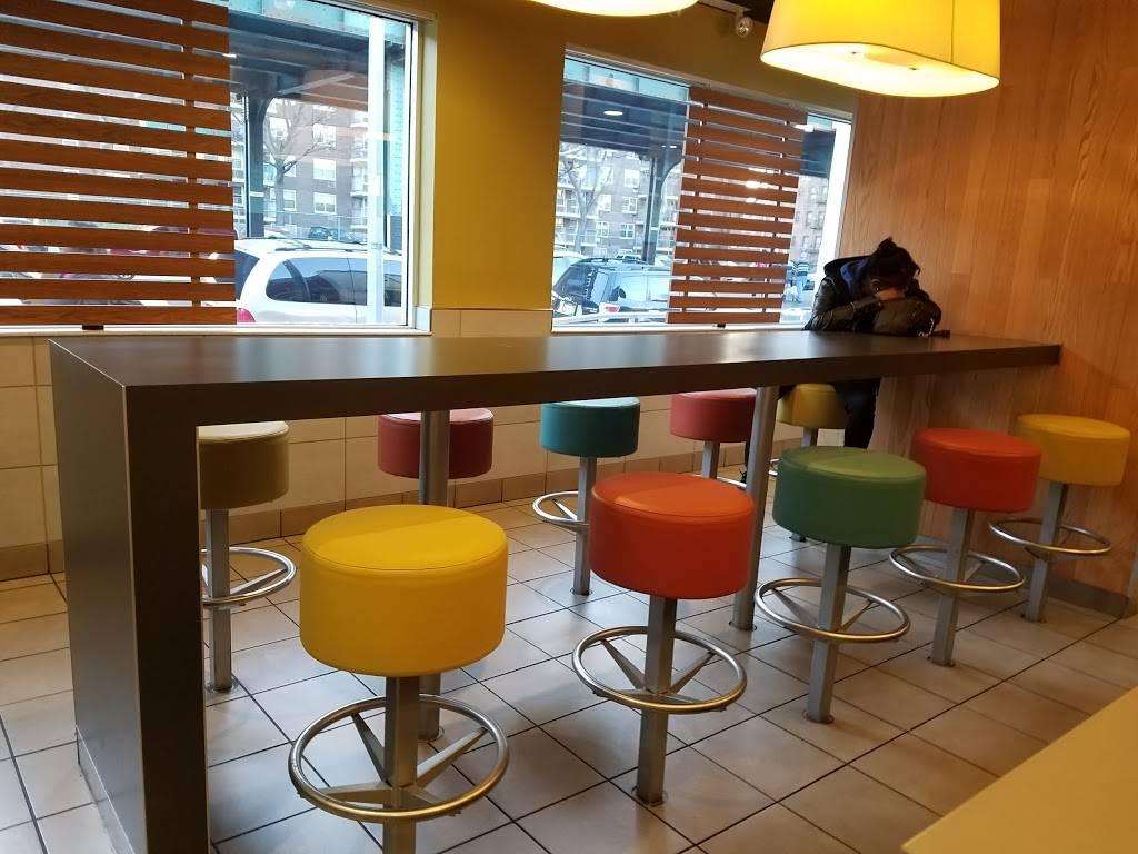 McDonalds | cafe | 2516 White Plains Rd, Bronx, NY 10467, USA | 7188827541 OR +1 718-882-7541