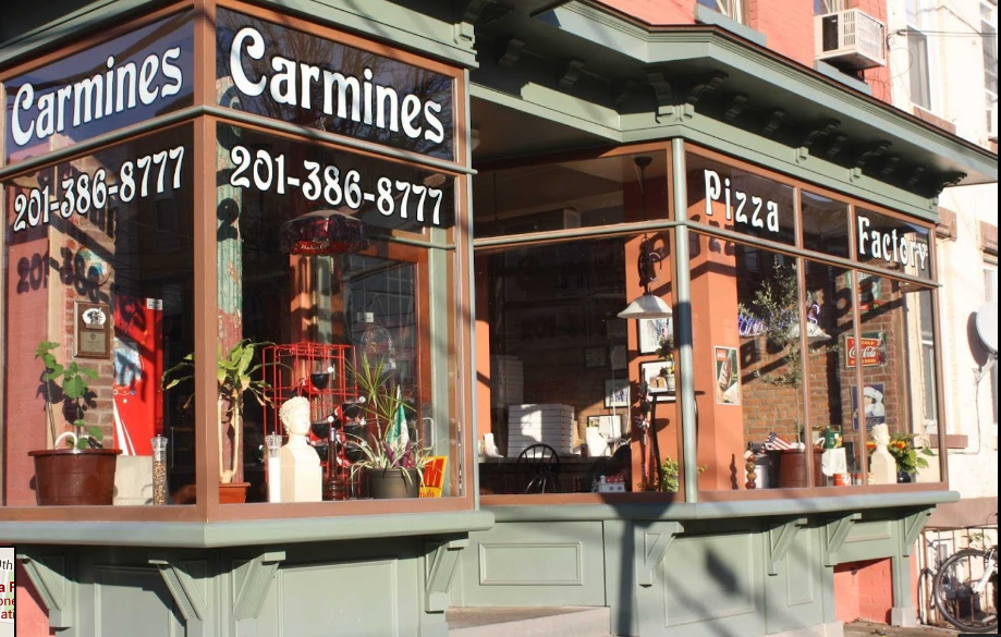 Carmines Pizza Factory | meal delivery | 366 8th St, Jersey City, NJ 07302, USA | 2013868777 OR +1 201-386-8777