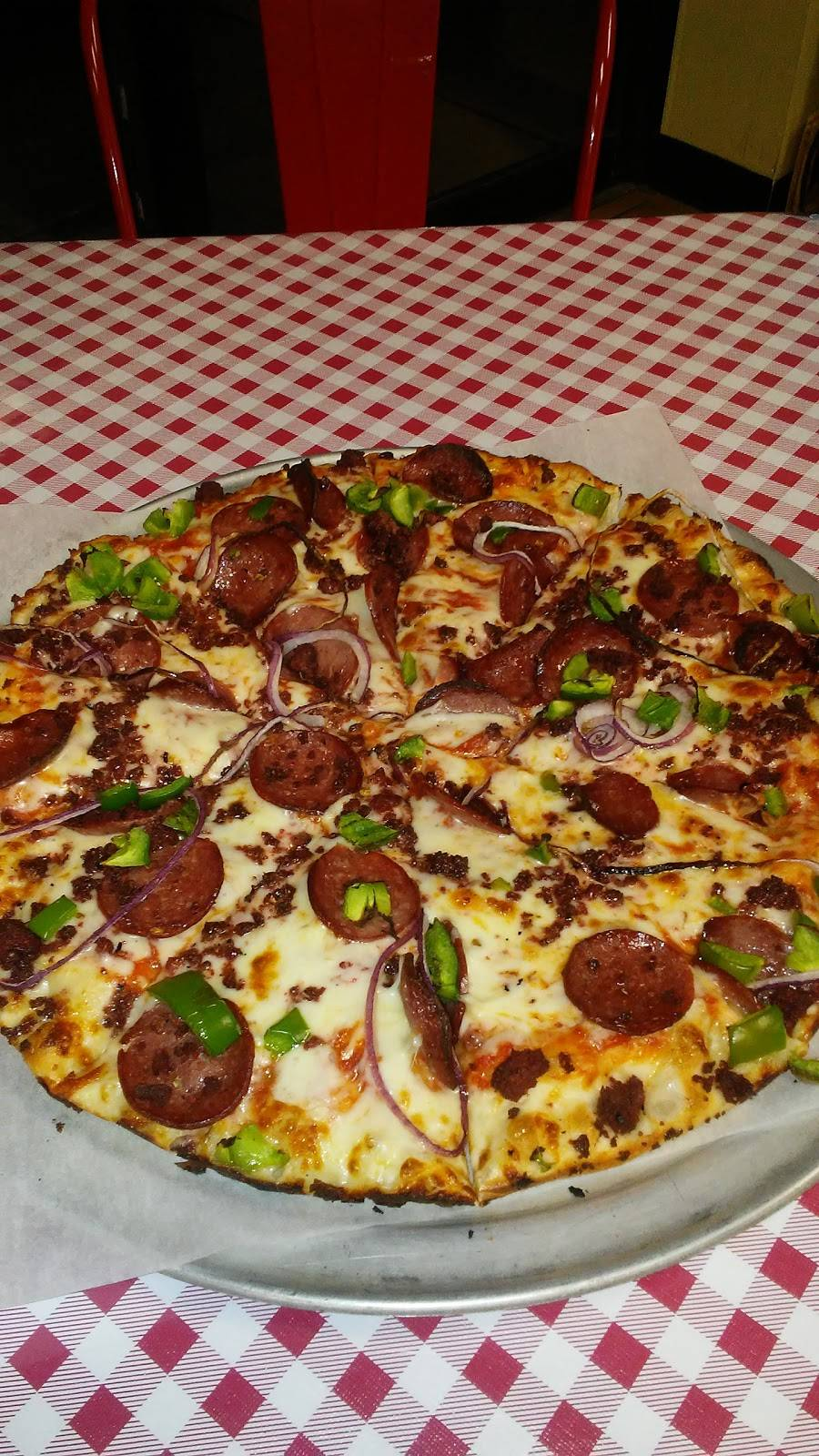 Big Als Pizzeria   meal delivery   27344 Ford Rd, Dearborn Heights, MI 48127, USA   3132783411 OR +1 313-278-3411