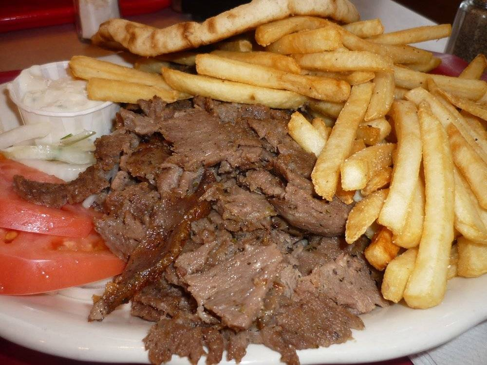 Famous Gyro & Pizza | meal delivery | 725 NJ-440, Jersey City, NJ 07304, USA | 2014515045 OR +1 201-451-5045