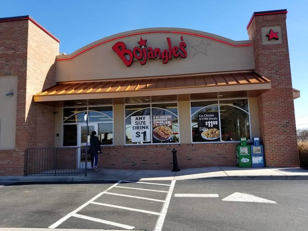 Bojangles Famous Chicken n Biscuits | restaurant | 49 Lakewatch Center Dr, Moneta, VA 24121, USA | 5407192248 OR +1 540-719-2248