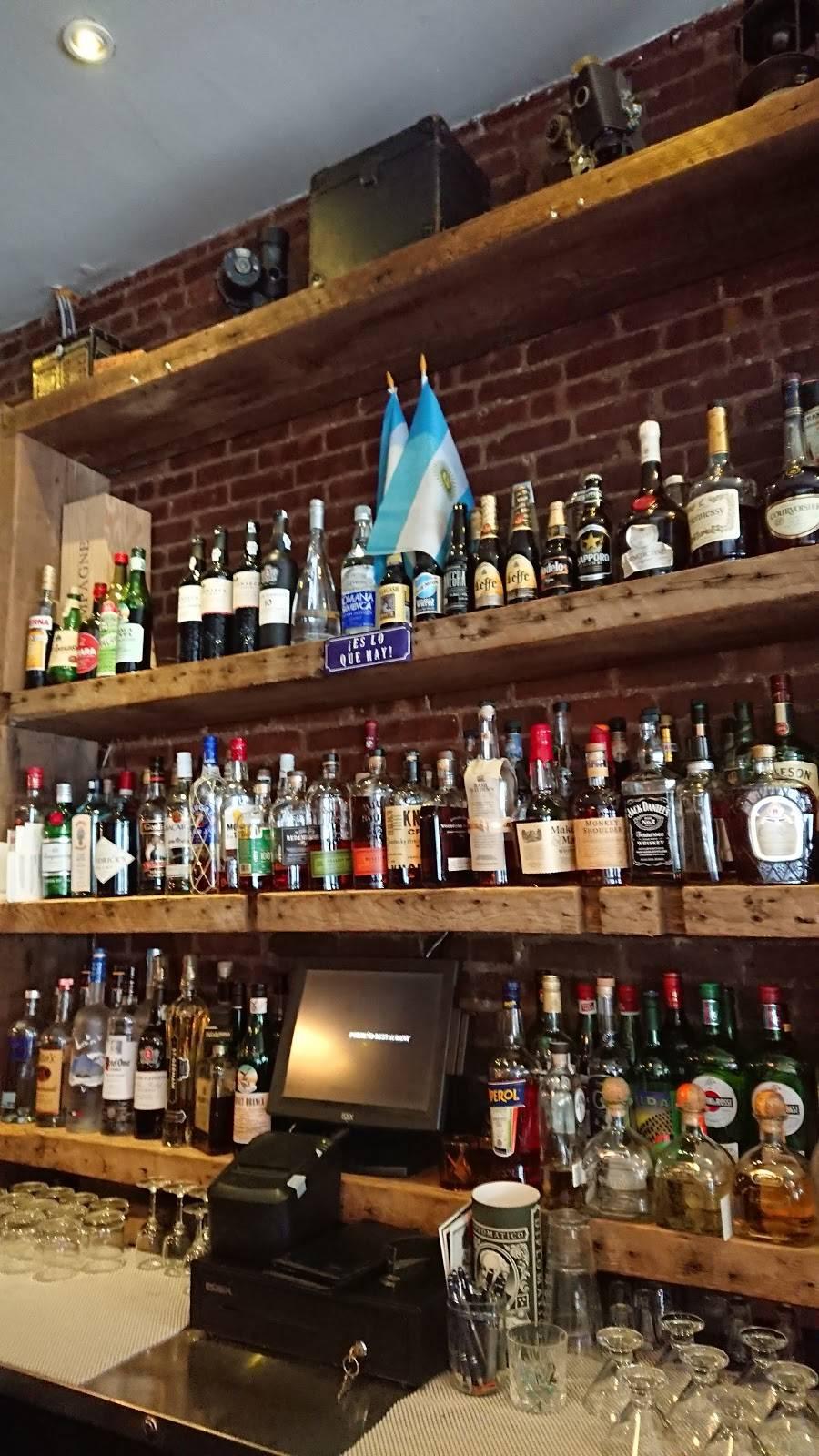Porteño | restaurant | 299 10th Ave, New York, NY 10001, USA | 2126959694 OR +1 212-695-9694