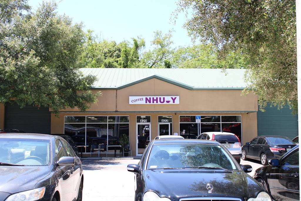 NHƯ Ý Coffee   cafe   422 W Waters Ave, Tampa, FL 33604, USA   8133921157 OR +1 813-392-1157