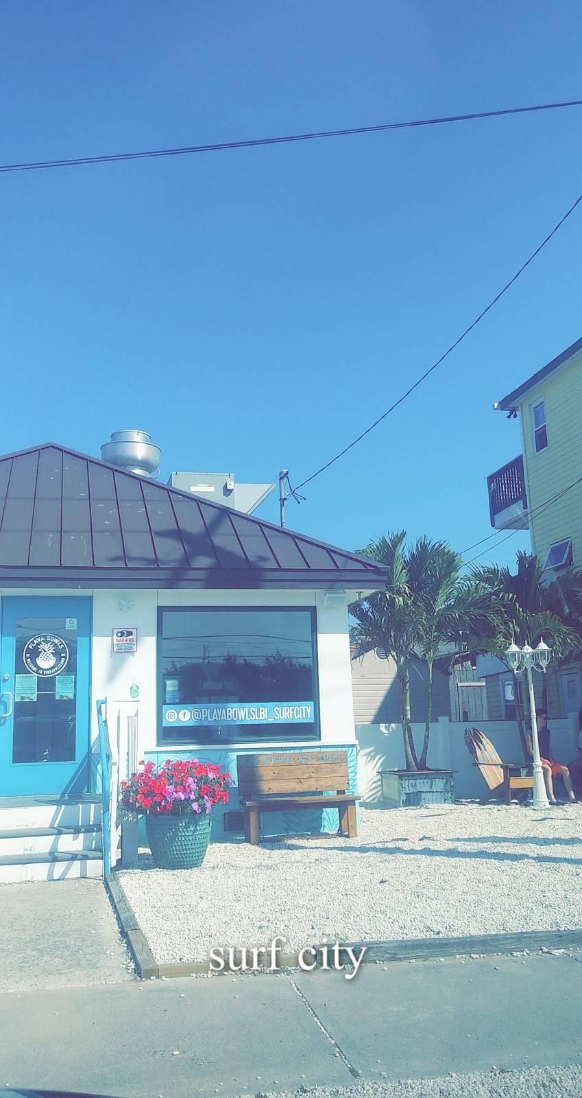Playa Bowls | restaurant | 518 Long Beach Blvd, Surf City, NJ 08008, USA | 6093421908 OR +1 609-342-1908